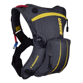 USWE Airborne 3 Backpack grey/yellow